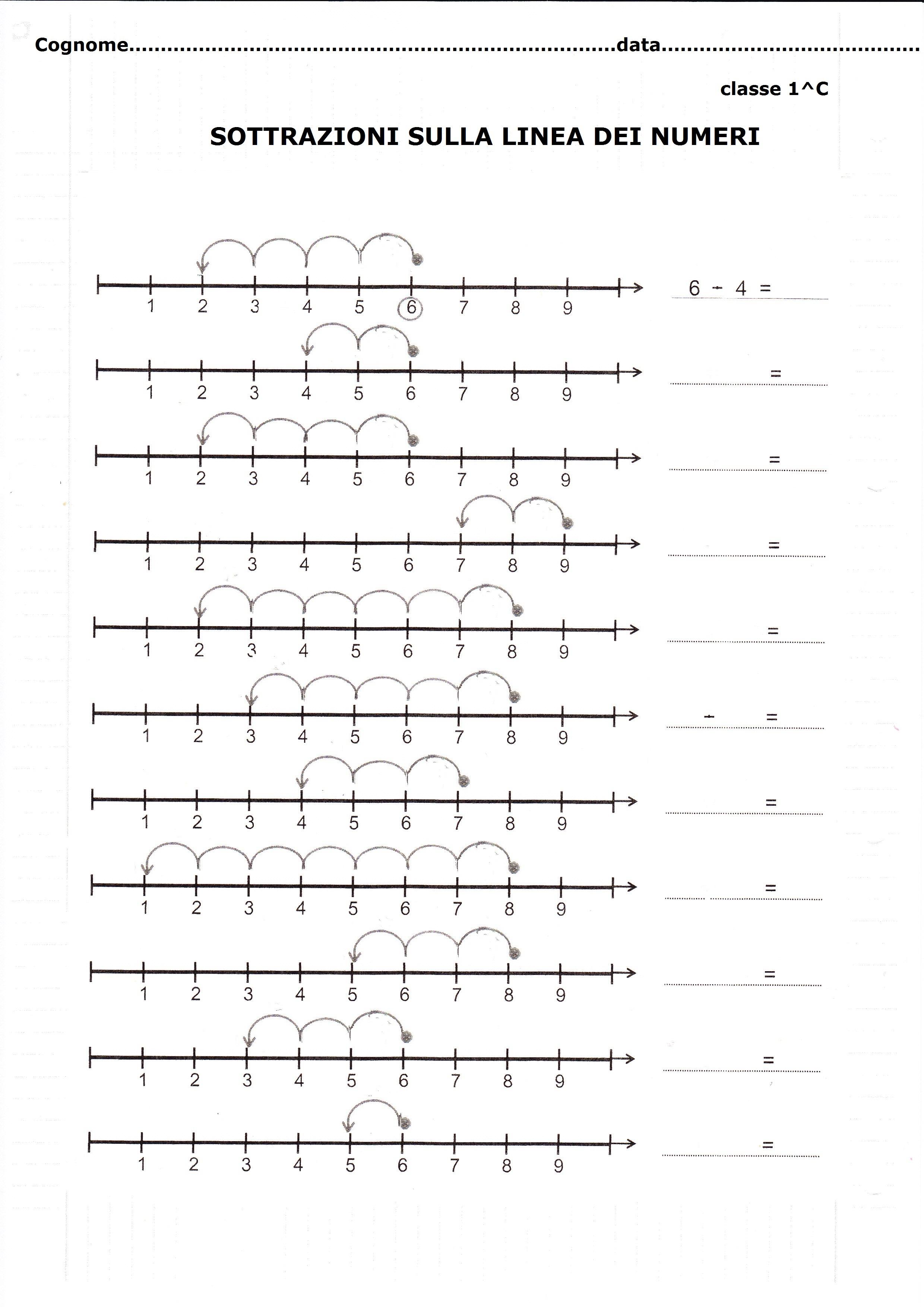 Conosciuto Prima classe - MATEMATICA | MAESTRA MG MAESTRA MG UT82