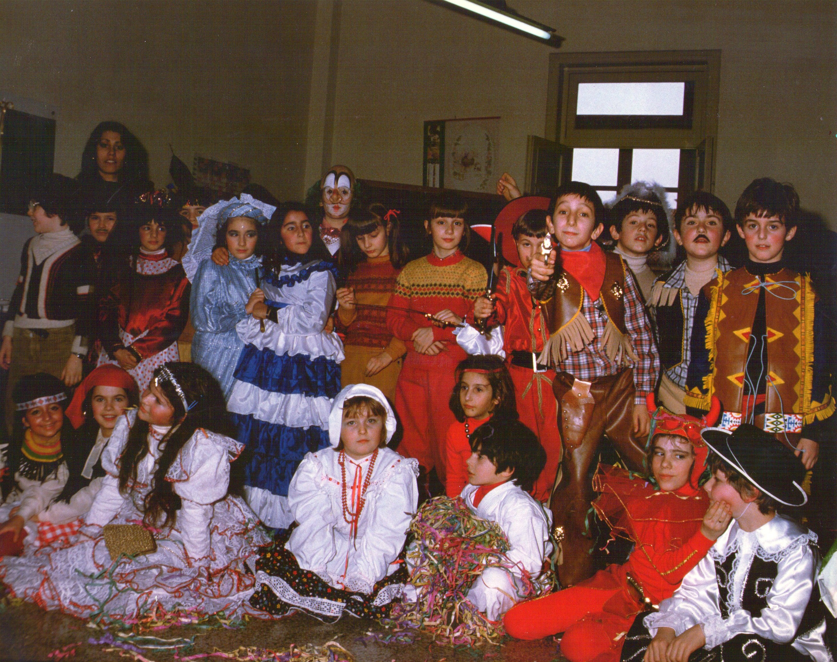 15-2-1983 carnevale 3^B Alessandria