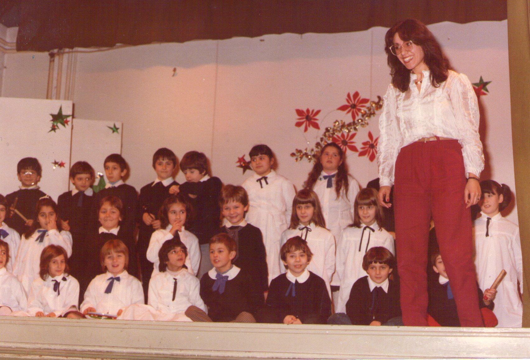 Natale 18-12-1982 classe 3^B