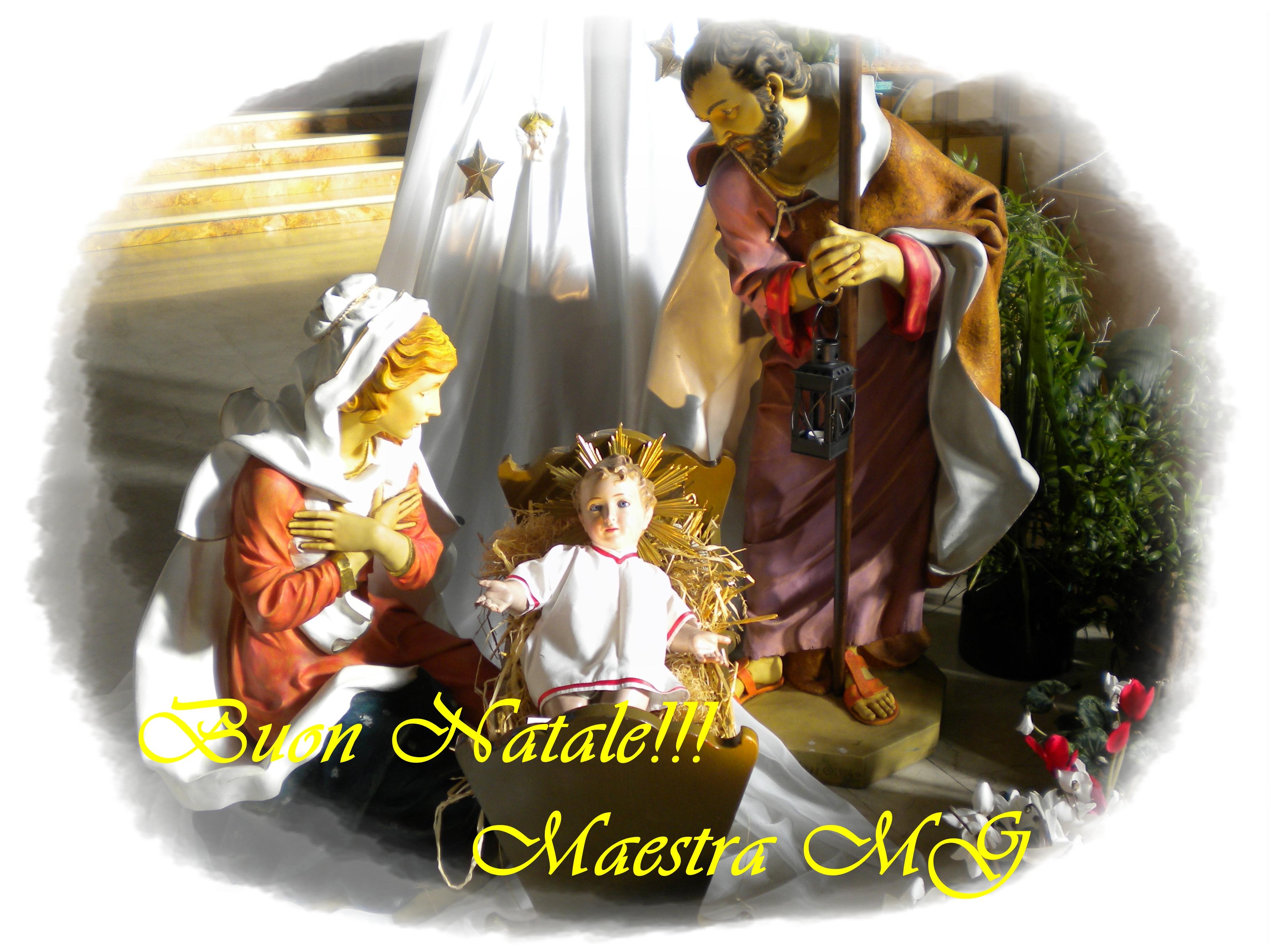 Nasca Gesù nei nostri cuori!)