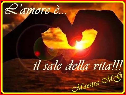 Amore è…