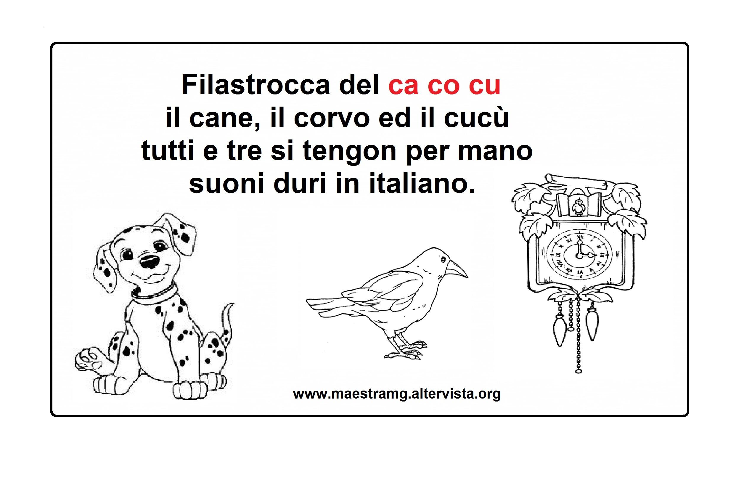 Prima Classe Lingua Italiana E Arte Immagine Maestra Mg